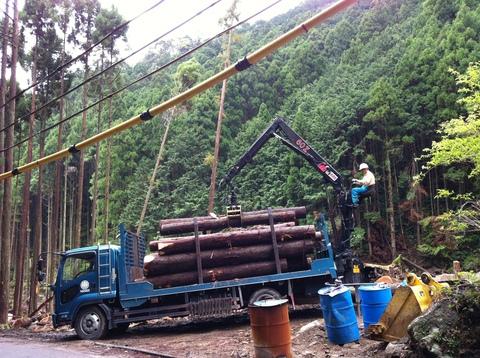 会社近くの木材搬出風景 002.jpg