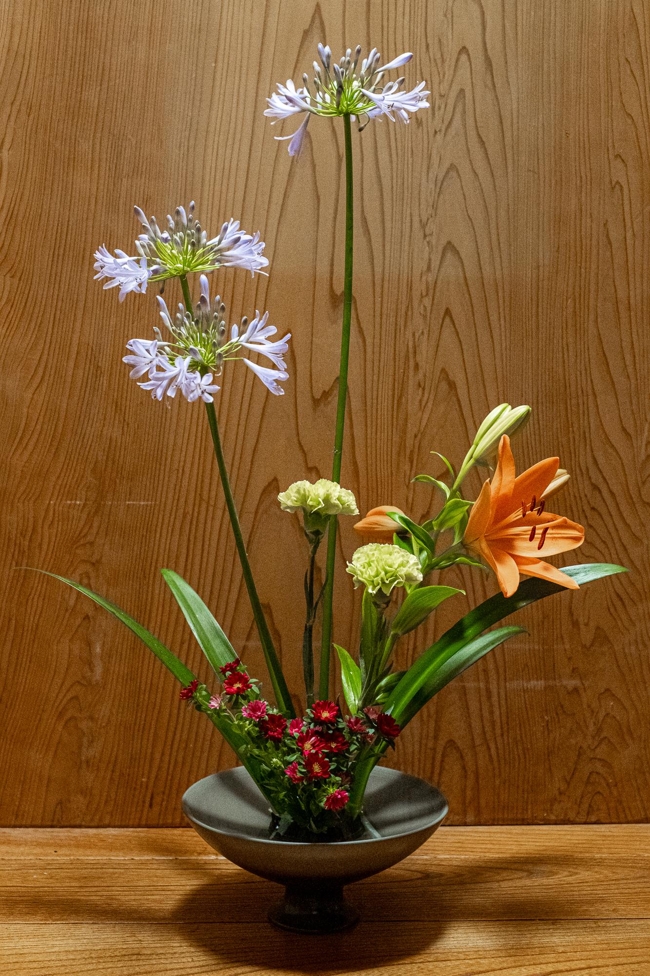 新入りレポ第4回:お花と木材(前編)「素材を活かす」