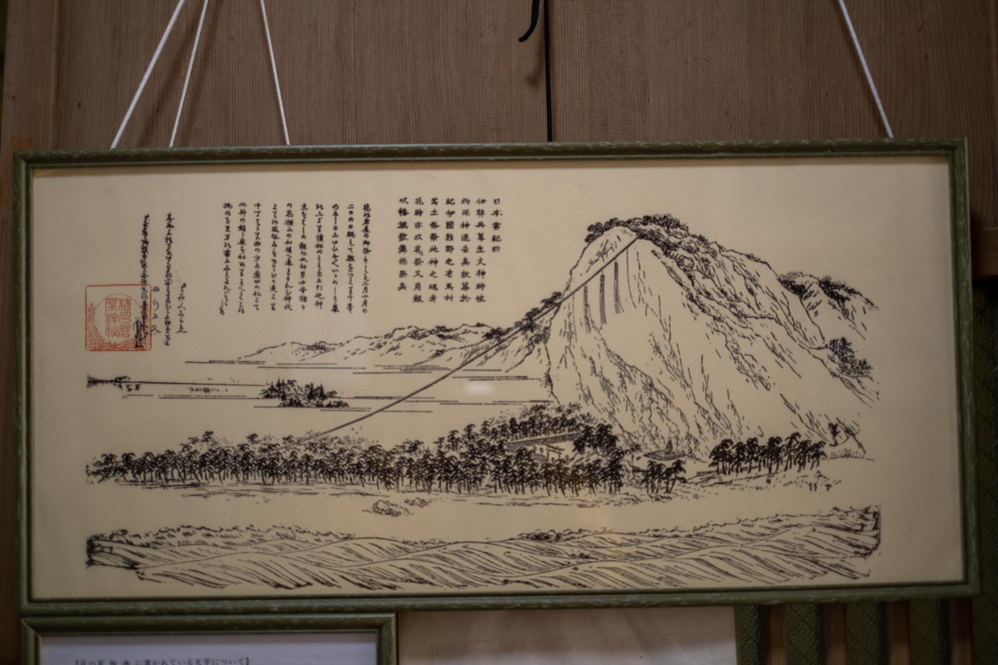 1300年もの間、ほとんど変わらない景色が、熊野にはあります。